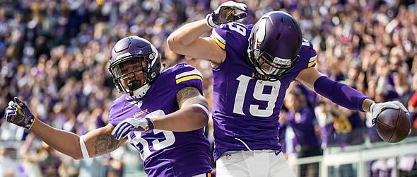 2018 Player Outlooks Minnesota Vikings