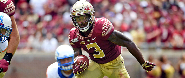 Nfl Draft Profile Rb Cam Akers